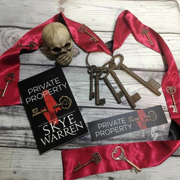Private Property by Skye Warren - bookstagram