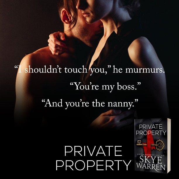 Private Property by Skye Warren - touch