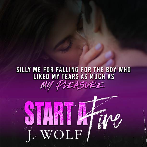 Start a Fire by J. Wolf - silly