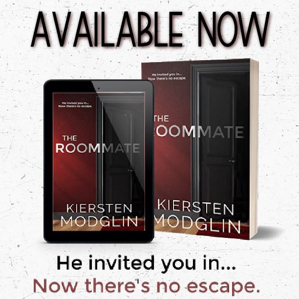 The Roommate by Kiersten Modglin - available