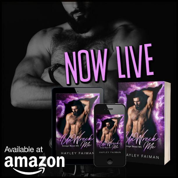 UnWreck Me by Hayley Faiman - now live