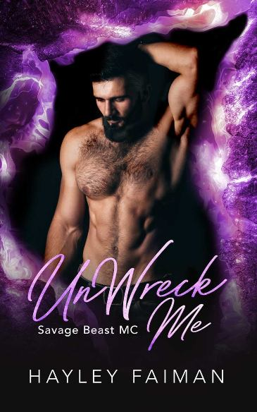 UnWreck Me by Hayley Faiman - cover