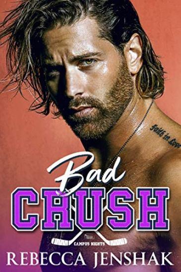 Bad Crush by Rebecca Jenshak - cover
