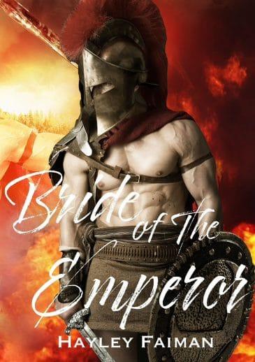 Bride of the Emperor by Hayley Faiman - cover