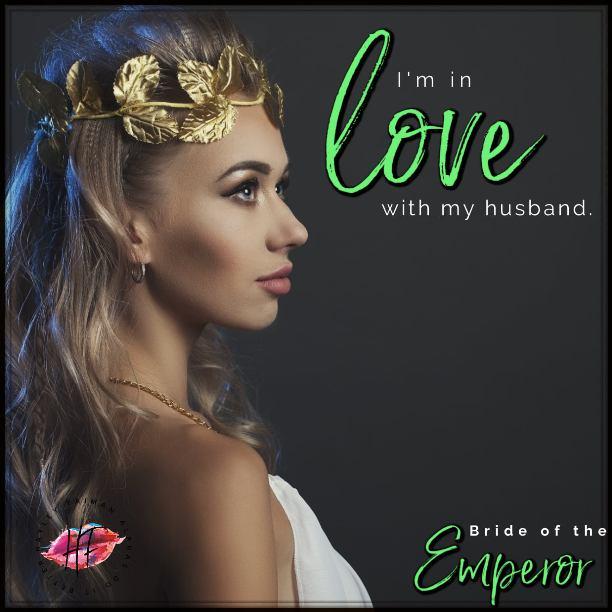 Bride of the Emperor by Hayley Faiman - love