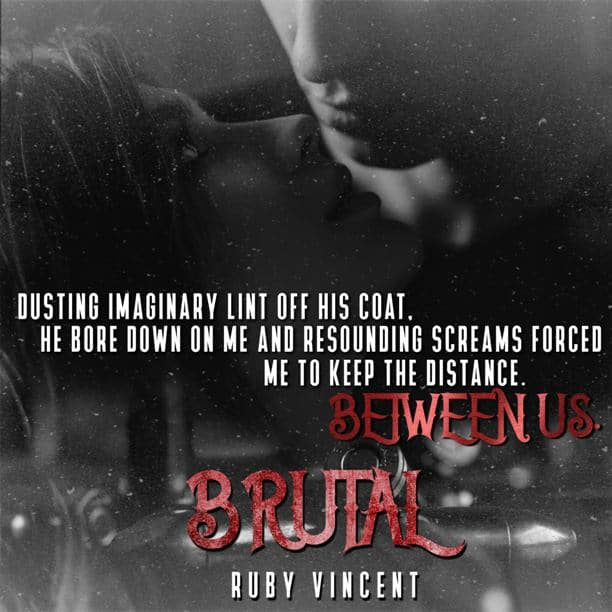 Brutal by Ruby Vincent - screams