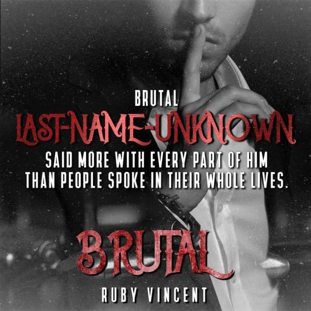 Brutal by Ruby Vincent - unknown