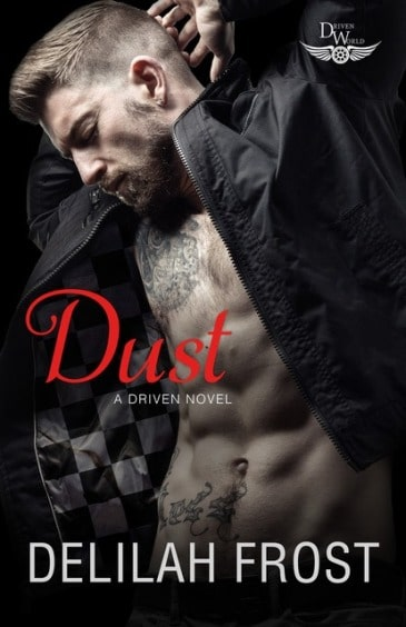 Dust by Delilah Frost - cover
