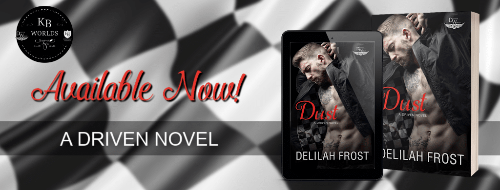 Dust by Delilah Frost - banner
