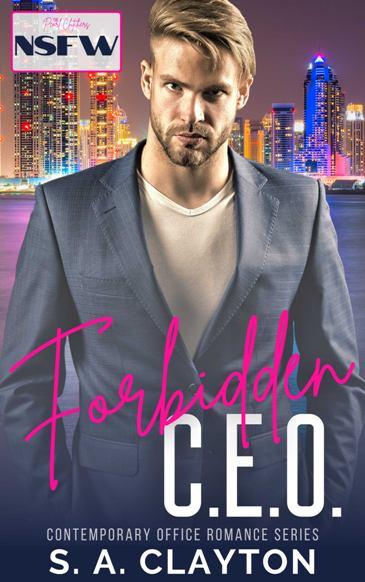 Forbidden C.E.O. by S.A. Clayton - cover