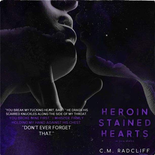Heroin Stained Hearts by C.M. Radcliff - knuckles