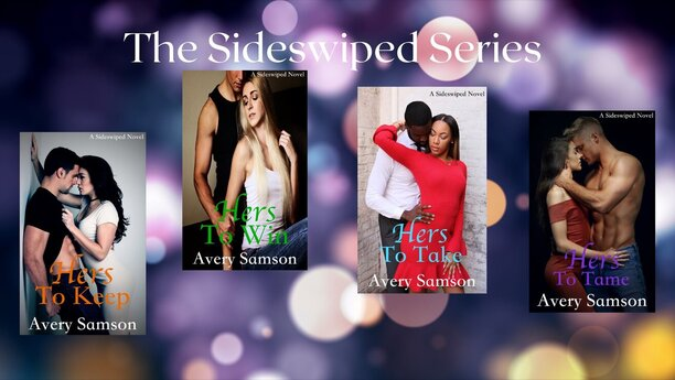 Hers to Tame by Avery Samson - series