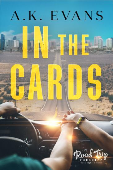 In the Cards by A.K. Evans - cover