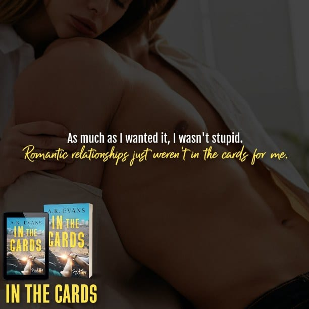 In the Cards by A.K. Evans - stupid