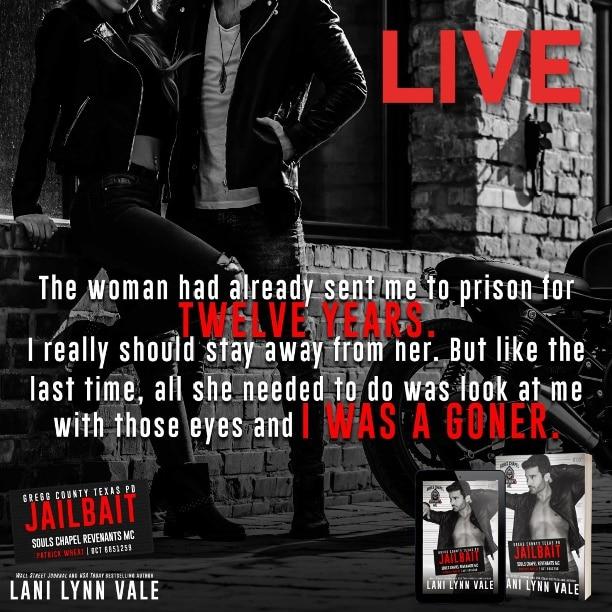 Jailbait by Lani Lynn Vale - twelve years