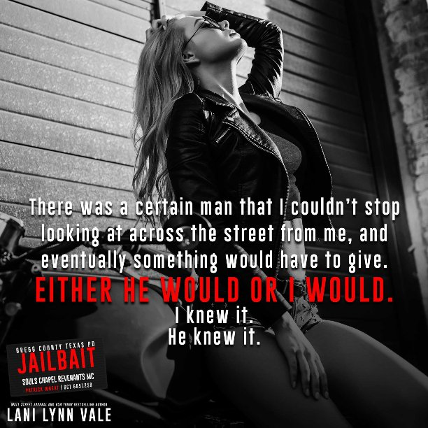 Jailbait by Lani Lynn Vale - would