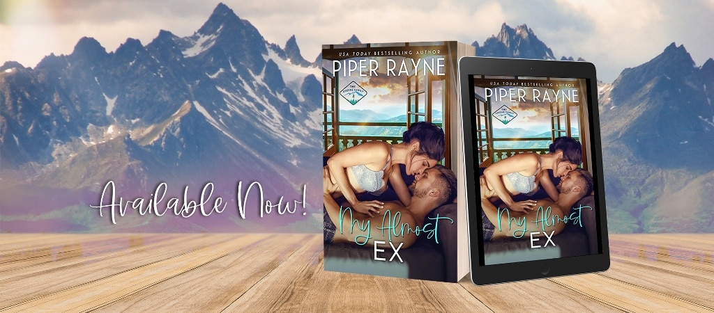 My Almost Ex by Piper Rayne - banner