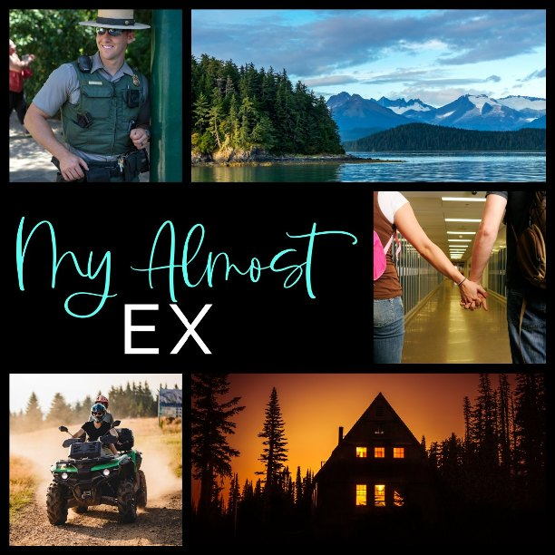 My Almost Ex by Piper Rayne - collage