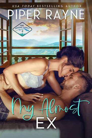 My Almost Ex by Piper Rayne - cover