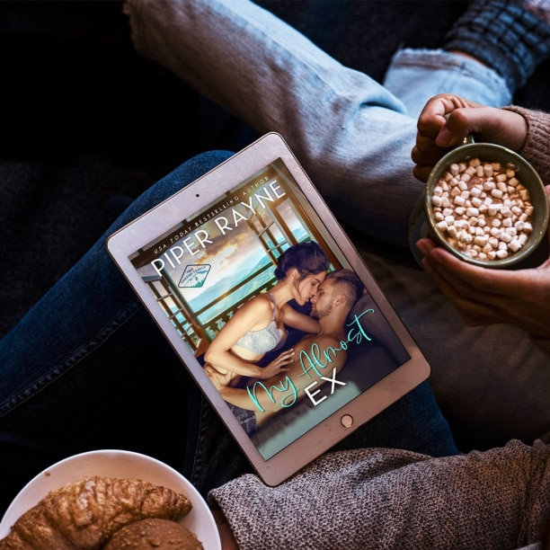 My Almost Ex by Piper Rayne - hot chocolate