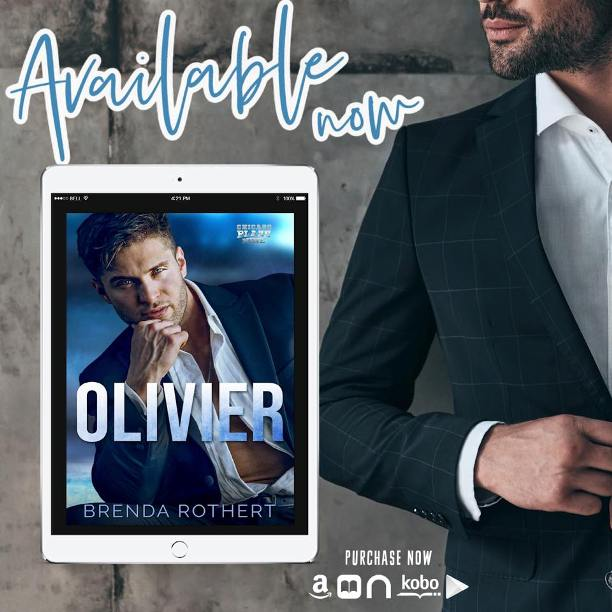 Olivier by Brenda Rothert - available