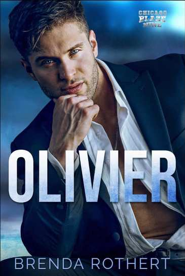 Olivier by Brenda Rothert - cover