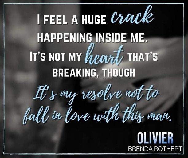 Olivier by Brenda Rothert - crack