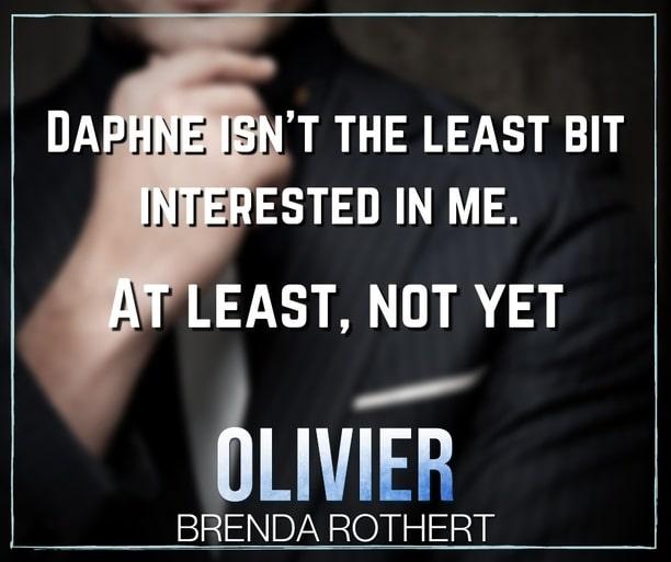 Olivier by Brenda Rothert - interested
