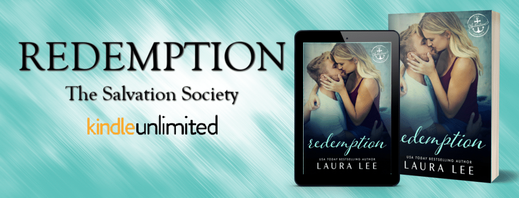 Redemption by Laura Lee - banner