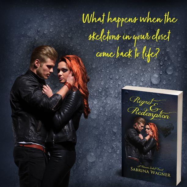 Regret and Redemption by Sabrina Wagner - skeletons