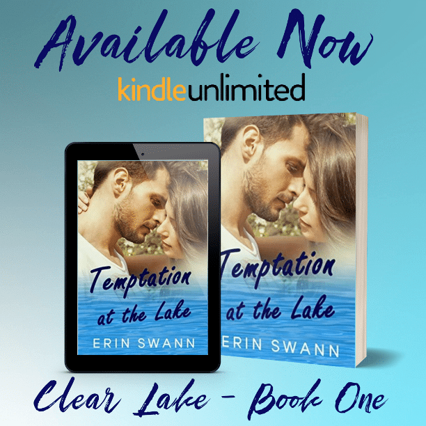 Temptation at the Lake by Erin Swann - available
