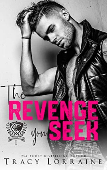 The Revenge You Seek by Tracy Lorraine - cover
