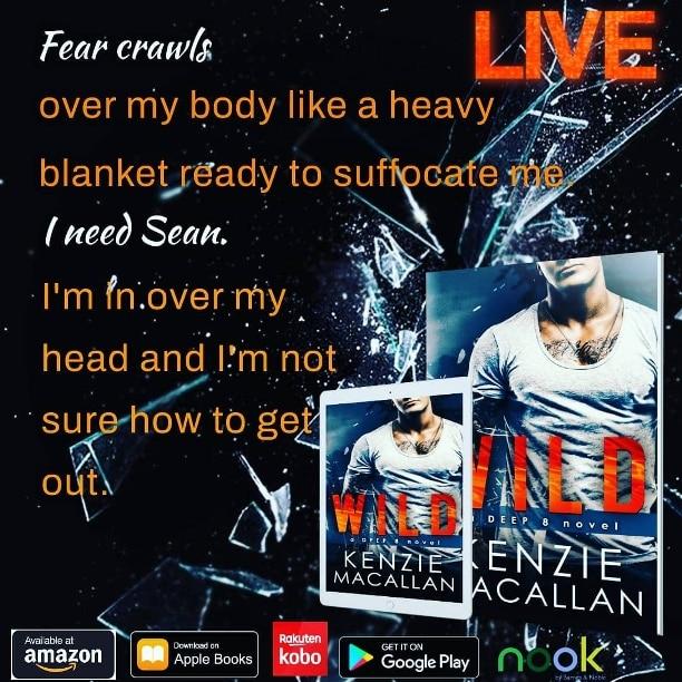 Wild by Kenzie Macallan - fear crawls