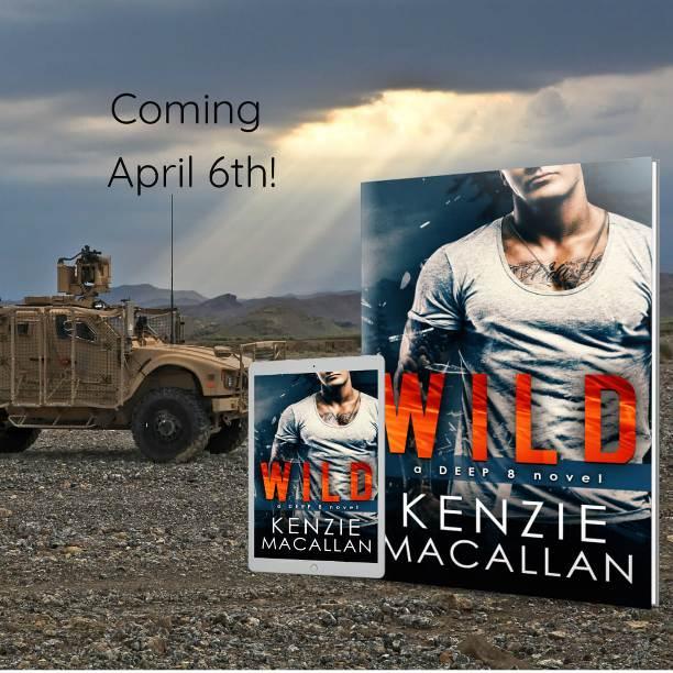 Wild by Kenzie Macallan - April 6th
