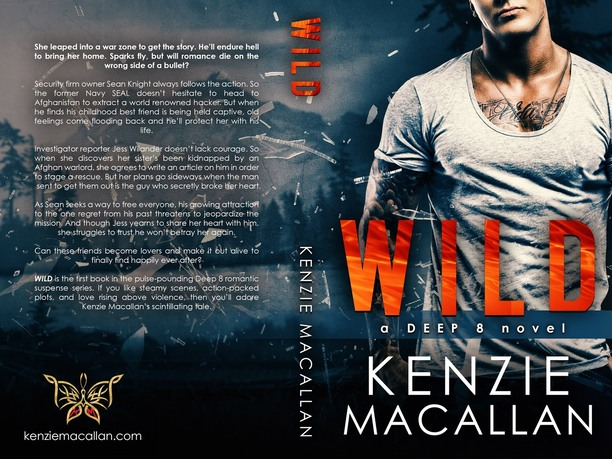 Wild by Kenzie Macallan - jacket