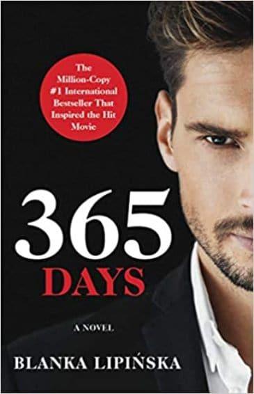365 Days by Blanka Lipińska - cover