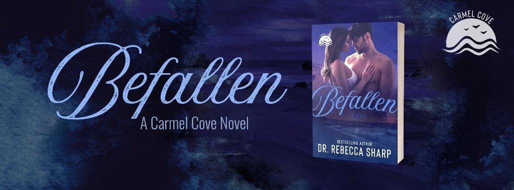Befallen by Dr. Rebecca Sharp - banner
