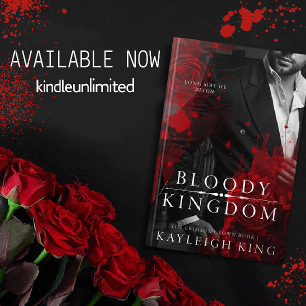 Bloody Kingdom by Kayleigh King - available