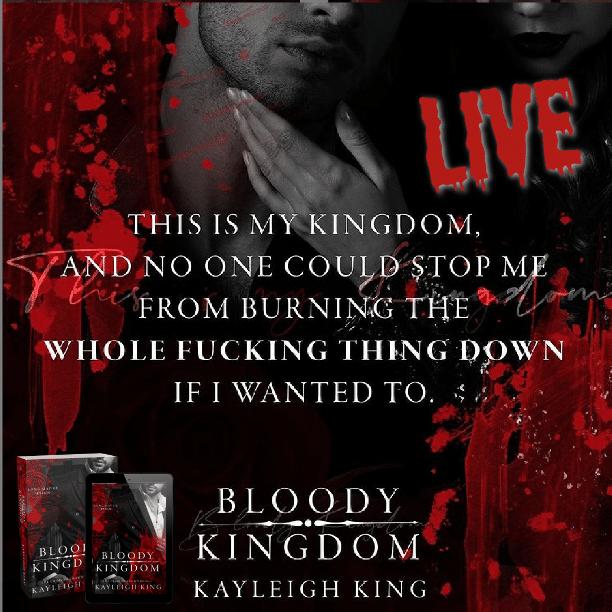 Bloody Kingdom by Kayleigh King - kingdom