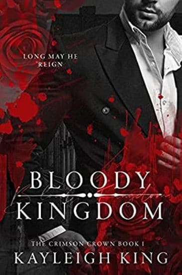Bloody Kingdom by Kayleigh King - cover