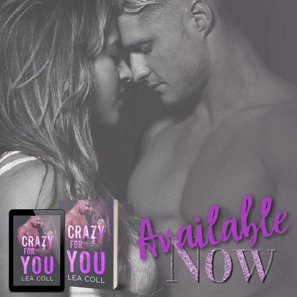 Crazy for You by Lea Coll - available
