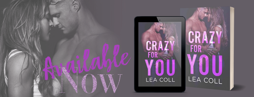 Crazy for You by Lea Coll - banner