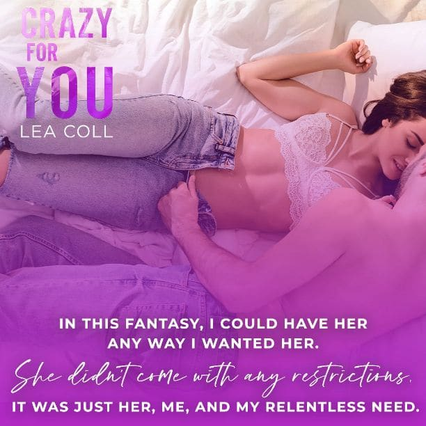 Crazy for You by Lea Coll - fantasy
