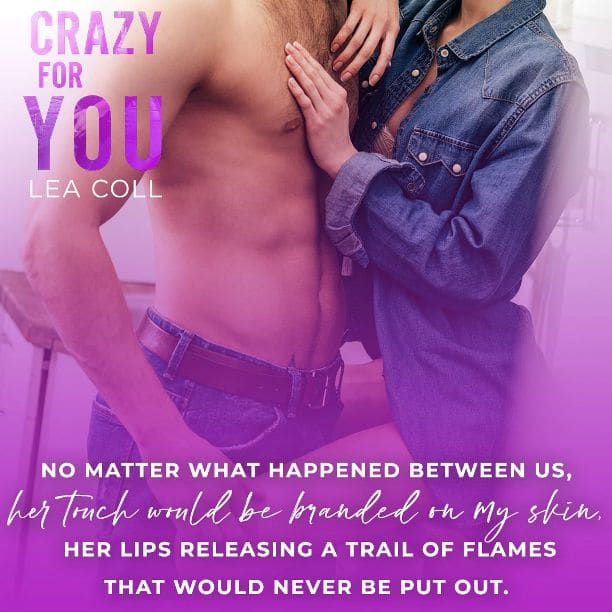 Crazy for You by Lea Coll - flames