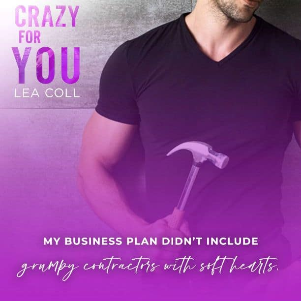 Crazy for You by Lea Coll - hammer