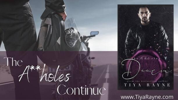 Deacon by Tiya Rayne - continue