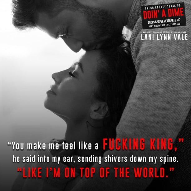 Doin' A Dime by Lani Lynn Vale - king