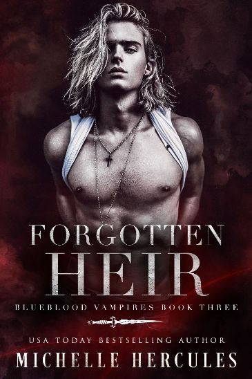 Forgotten Heir by Michelle Hercules - cover