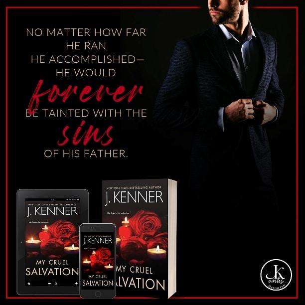 My Cruel Salvation by J. Kenner - sins
