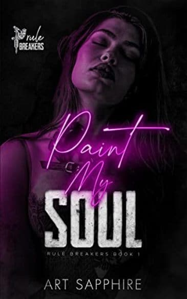 Paint My Soul by Art Sapphire - cover